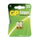 Batteri GP Alkalisk 910A-U2 /LR1 (2)