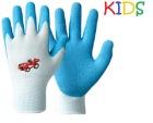 Barnehanske lek og arbeid Blå