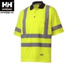 FOLKSTONE Pique Skjorte HH® Synlighet kl.3