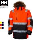 ALNA Vinterparkas Helly-Tech HH® Synlighet kl.3