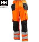 ALNA Håndverksbukse HH® Synlighet kl.2