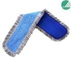 Mopp 60cm Mikrofiber m/borrelås Micro Damp ACTIVA