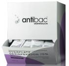 Overflatedesinfeksjon ANTIBAC serviett i eske  (150)