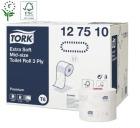Toalettpapir TORK Premium T6 X-Myk 3-lag Hvit 127510