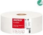 Toalettpapir KATRIN Classic G L2 2-lag 440m (6) 10635