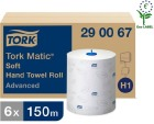 Tørkerull TORK Matic Advanced H1 2-lag 150m 290067