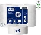 Toalettpapir TORK Advance T1 2-lag 360m 120272