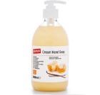 Håndsåpe STAPLES Vanilla & honey 500ml m/pumpe