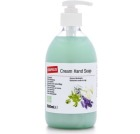 Håndsåpe STAPLES Herbs & lavendel 500ml m/pumpe