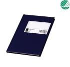 Protokoll Emo A5 17x21cm Rutet 96 blad