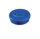 Magnet LEGAMASTER rund 20mm (10) blå
