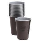 Plastglass 21cl Brun/Hvit Antistatisk (100)