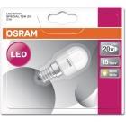 Lyspære OSRAM LED T26 20 E14 2,2W