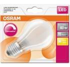 Lyspære OSRAM LED Classic A40 Matt E27 Dimmbar