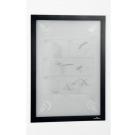 Magnetramme DURAFRAME Wallpaper A4 Sort