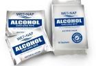 Anti-bac Wet-Nap serviett Wet Wipes (10)