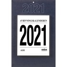 Avrivningskalender GRIEG Stor m/plate 2021