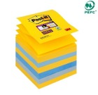 POST-IT SuperS Z-N 76x127mm New York (6)
