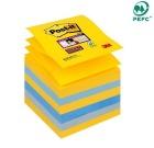 POST-IT® Z-notes Super Sticky 76x127mm notatblokk New York (6)