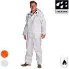 Regnjakke m/hette Offshore OCEAN® 325gr PVC