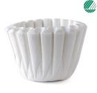 Kaffefilter 90mm hvit Duni (250) 190001