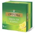 Te TWININGS Grønn te med sitron (100)