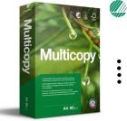 Kopipapir A4 MULTICOPY 80g m/4 Hull ** (500)