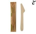 Kniv Engangs PURE Tre 16,5cm enkeltpakket (50)
