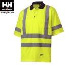 FOLKSTONE Pique Skjorte HH® Synlighet kl.3 ***