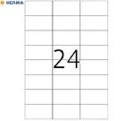Etikett A4 70x37mm HERMA premium (2400)