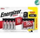 Batteri ENERGIZER Alkaline Max AA / LR6 (8)