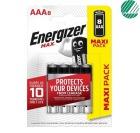 Batteri ENERGIZER Alkaline Max AAA / LR03 (8)