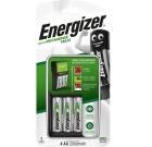 Batterilader ENERGIZER Maxi + 4 AA 2000mAh batteri