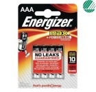 Batteri ENERGIZER Alkaline Max AAA / LR03 (4)