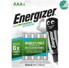 Oppladbare Batteri ENERGIZER Extreme AAA / NH12 (4)