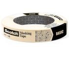 Maskeringstape SCOTCH® 24mmx50m beige