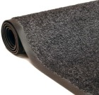 Matte Entre Classic vaskbar 115x200cm Black Steel