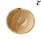 Dyptallerken Engangs PURE 425ml 15x6,5cm Palmeblad (25)