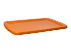 Lokk til 55 liter Oppbevaringsboks STRONGBOX Orange
