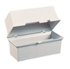 Kartotekboks ESSELTE Cardo 250 A5 grå