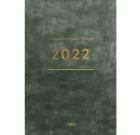 Dagbok GRIEG Libra Colore 2022 grønn