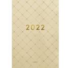 Dagbok GRIEG Libra Colore 2022 beige