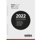 Årspakke GRIEG A5 2022 uke