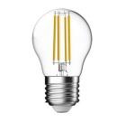 Lyspære GE LED Filament Krone 4W E27