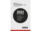 Årspakke GRIEG A7 2022 uke