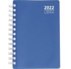 Dagbok GRIEG Libra plast 2022 blå