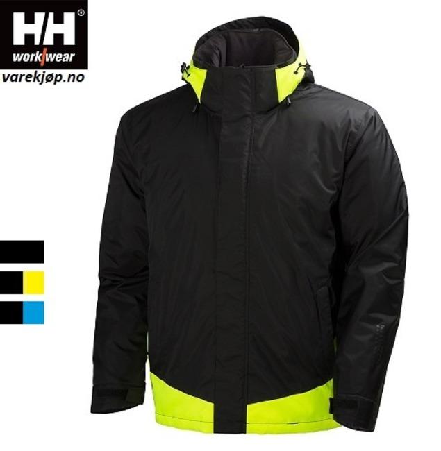 57f127fb LEKNES Jakke HH® Helly-Tech® varekjop.no