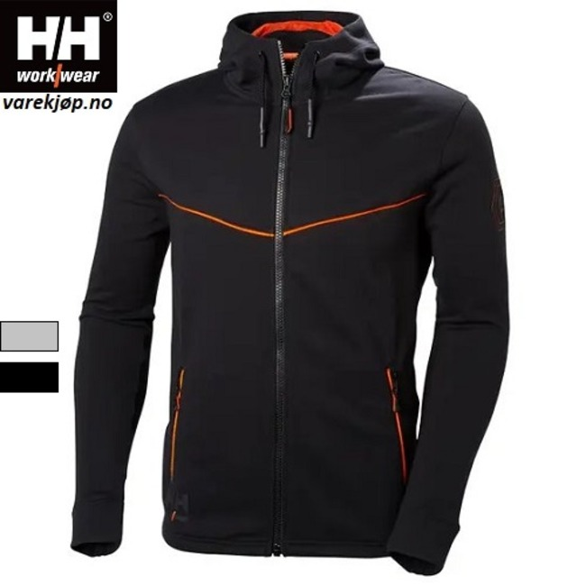01312667 CHELSEA Evolution Hood genser HH® varekjop.no