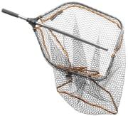 SG Pro Folding Rubber Mesh Landing Net XL