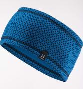 Haglöfs Fanatic Headband Storm Blue/Tarn Blue